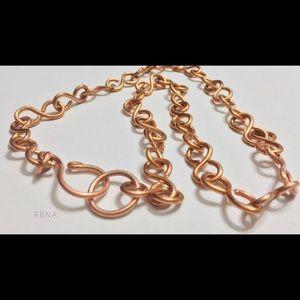 12 AWG Copper Handmade
